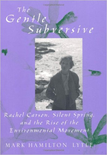BOOK JACKET: The Gentle Subversive
