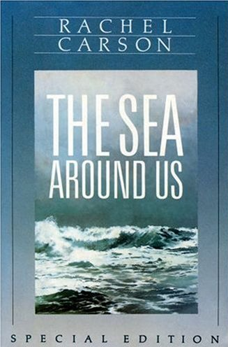BOOK JACKET: The Sea Around Us