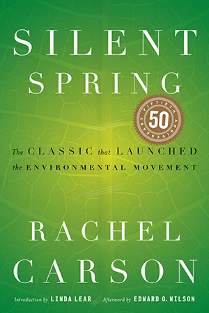 a research on silent spring a book by rachel carson Silent spring by rachel carson essay sample rachel carson's silent spring exposed an interesting division within science that began in the disagreements between naturalists and experimental biologists.