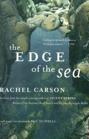 BOOK JACKET: The Edge of the Sea